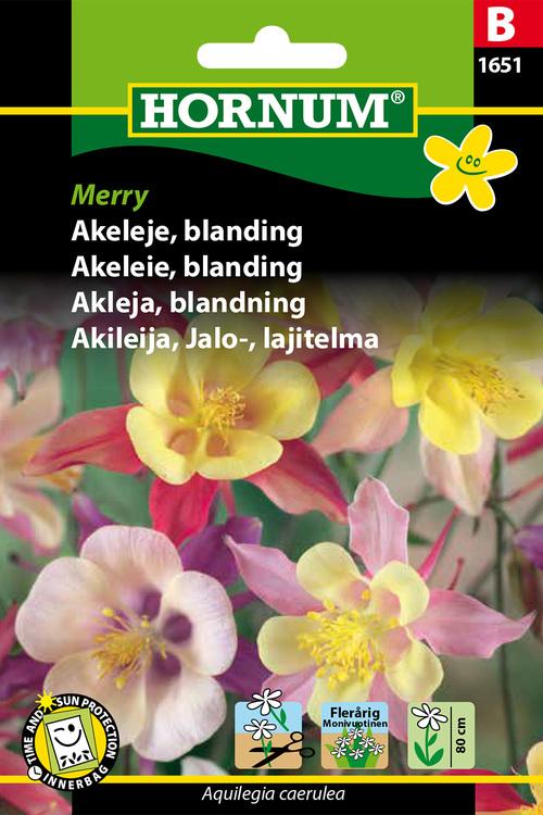 """Akleja, Mix """"Merry"""""""