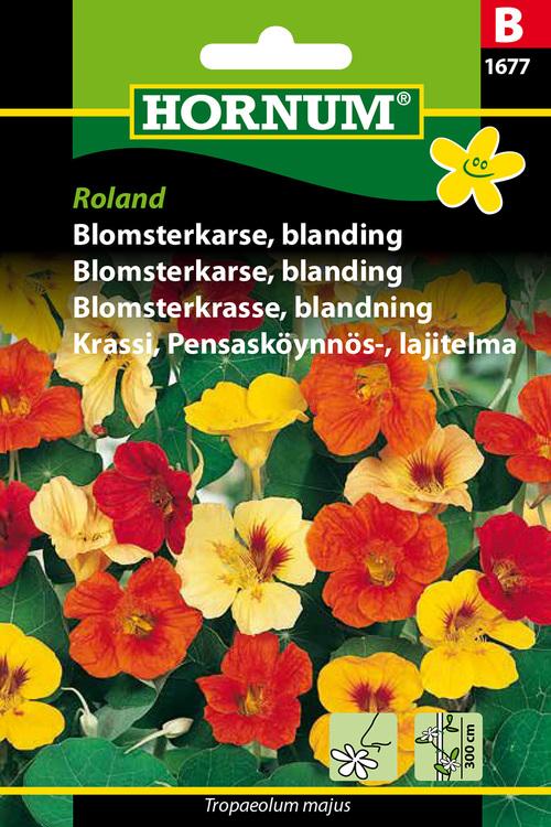 "Blomsterkrasse, Mix ""Roland"""