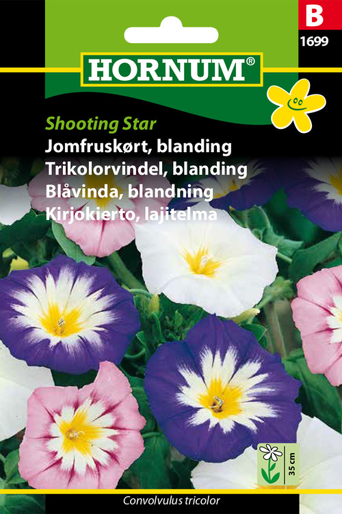 "Blåvinda, Mix ""Shooting Star"""