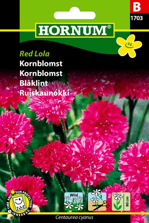 """Blåklint """"Red Lola"""""""