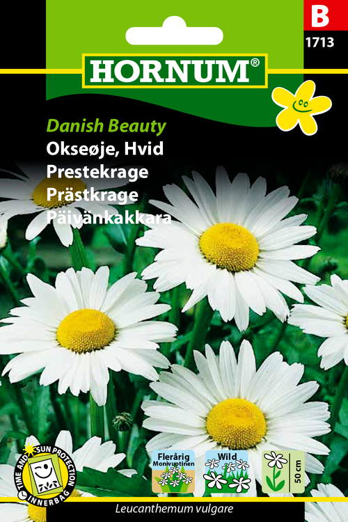 "Prästkrage ""Danish Beauty"""
