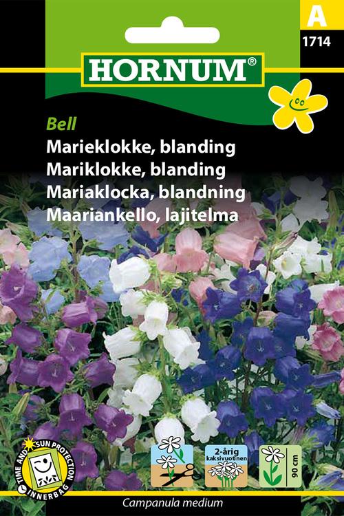 "Mariaklocka, mix ""Bell"""