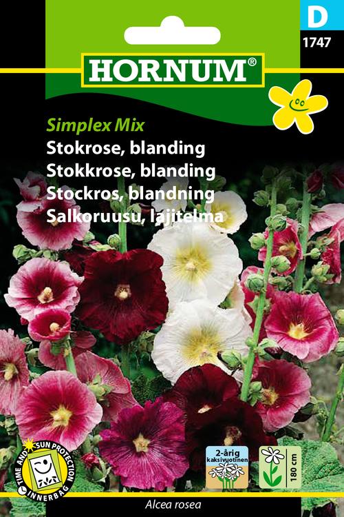 """Stockros """"Simplex Mix"""""""