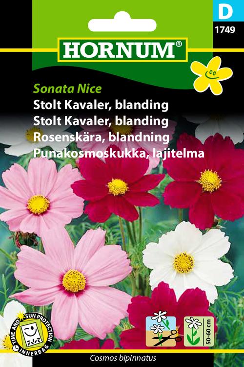 """Rosenskära, mix """"Sonata Nice"""""""