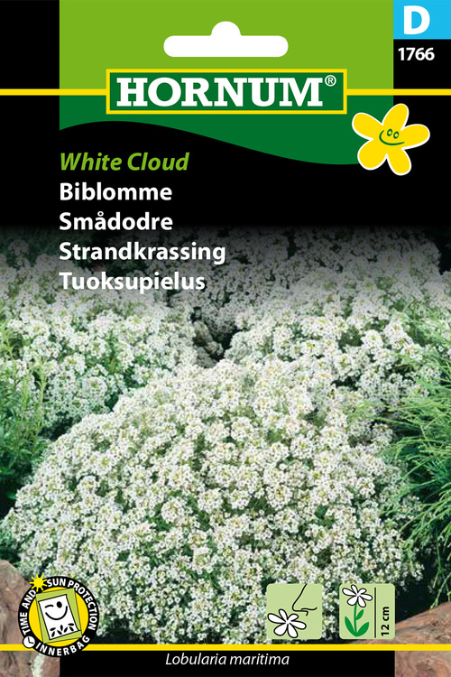 "Strandkrassing ""White Cloud"""