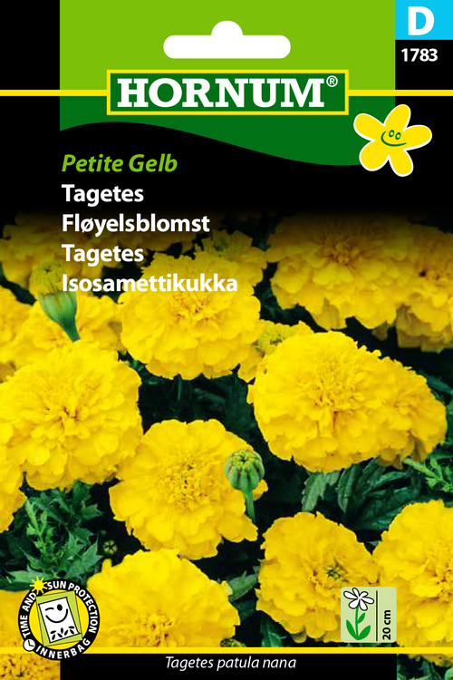 "Tagetes ""Petite Gelb"""
