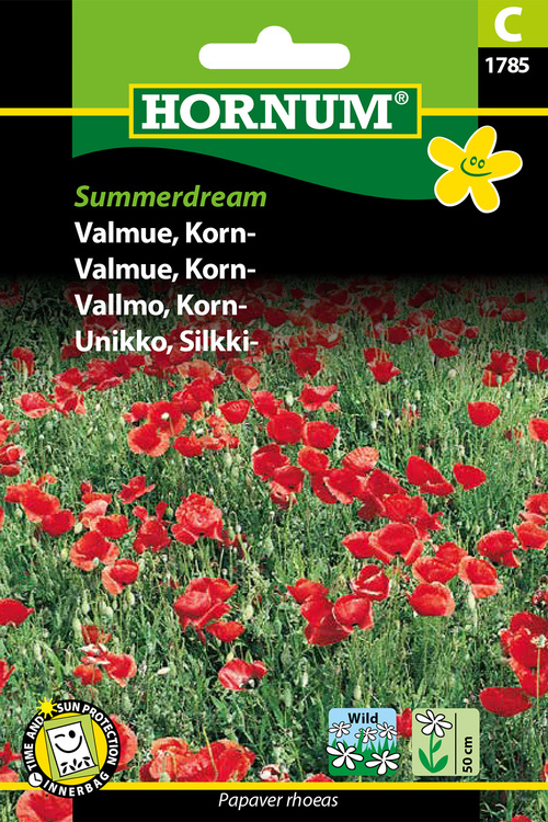 "Korn Vallmo ""Summerdream"""