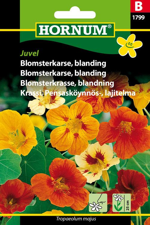 """Blomsterkrasse """"Juvel"""""""