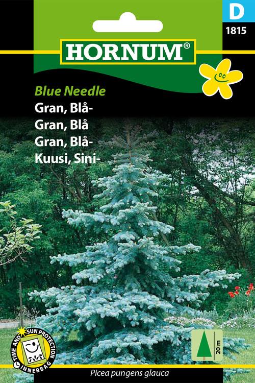 """Blå Gran """"Blue Needle"""""""