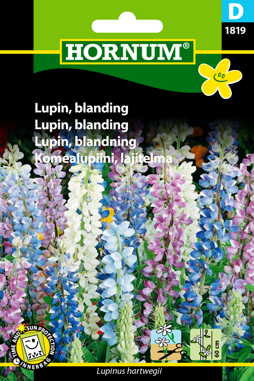 Lupin, Mix