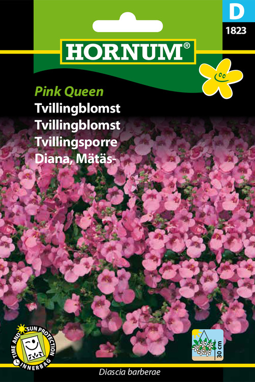 """Tvillingsporre """"Pink Queen"""""""