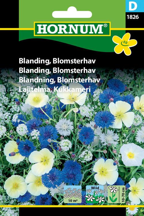 Blomsterhav, mix