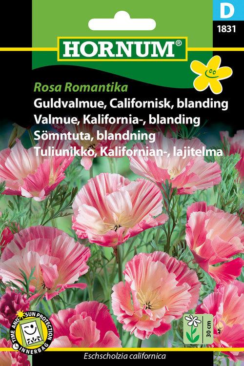 "Sömntuta ""Rosa Romantika"""