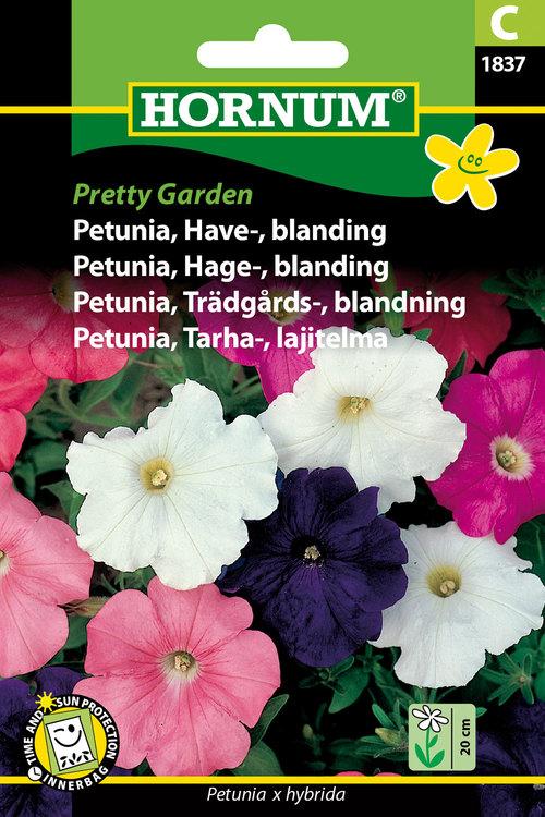 "Trädgårdspetunia ""Pretty Garden"""