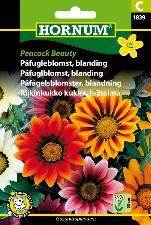 "Påfågelblomster ""Peacock Beauty"""