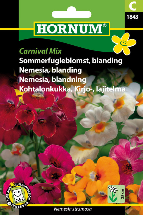 "Nemesia ""Carnival Mix"""