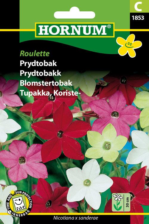"""Blomstertobak """"Roulette"""""""