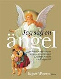 """Waern, Inger """"Jag såg en ängel"""" INBUNDEN"""