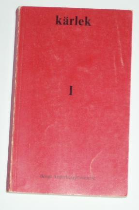 """Anderberg, Bengt, (red.) """"Kärlek 6"""" HÄFTAD"""