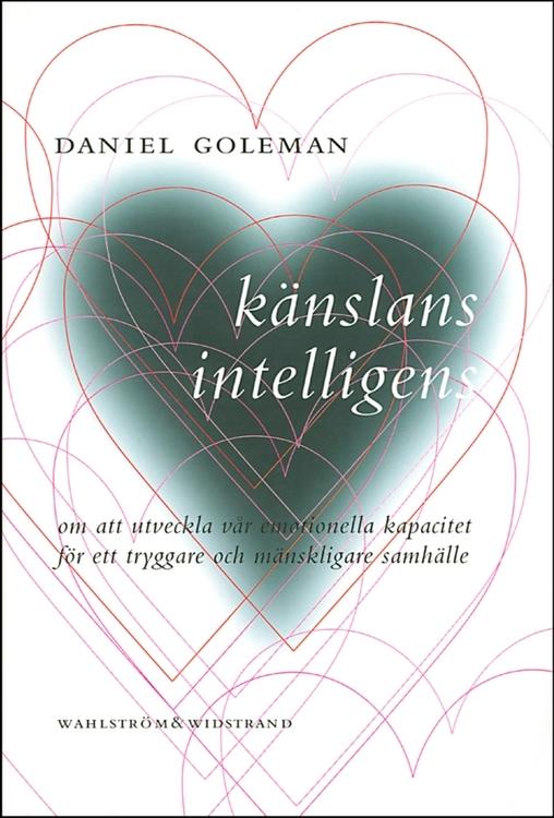"""Goleman, Daniel """"Känslans intelligens"""" POCKET"""