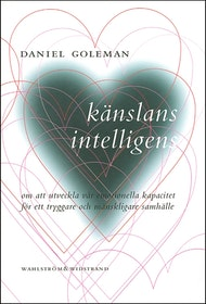 "Goleman, Daniel ""Känslans intelligens"" POCKET"