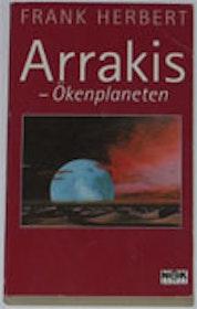 "Herbert, Frank, ""Arrakis - ökenplaneten"" INBUNDEN"