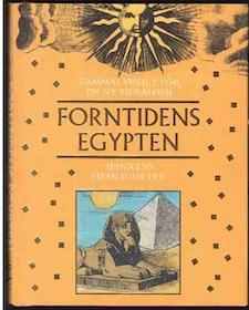 "Sharif, Zelda ""Forntidens Egypten / Sfinxens hemligheter"" INBUNDEN"