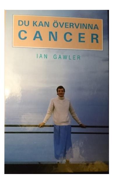 """Gawler, Ian """"Du kan övervinna cancer"""" KARTONNAGE"""