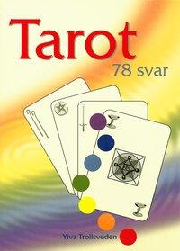 """Trollsveden, Ylva """"Tarot - 78 svar"""" HÄFTAD"""