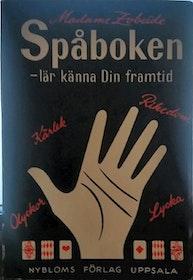"""Madame Zobeide """"Spåboken - lär känna din framtid"""" HÄFTAD"""