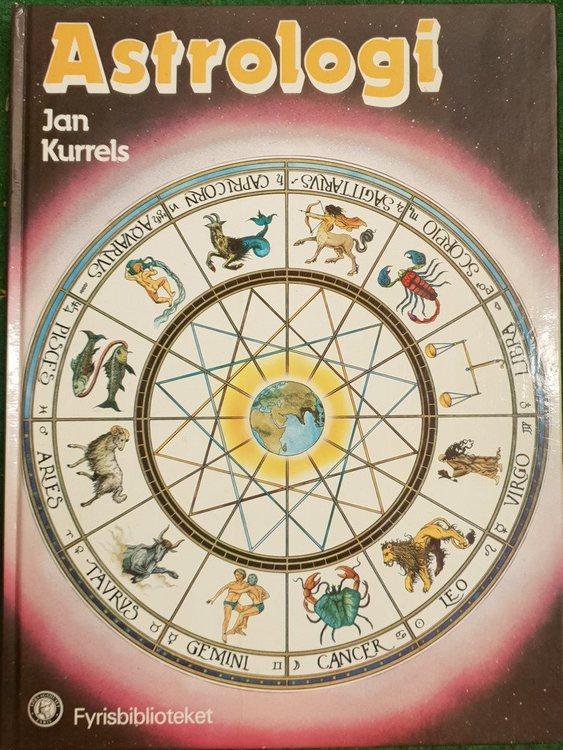 "Kurrels, Jan ""Astrologi"" KARTONNAGE"