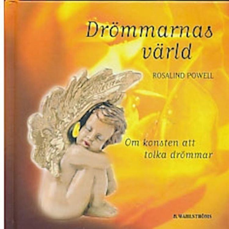 """Powell, Rosalind """"Drömmarnas värld"""" INBUNDEN"""