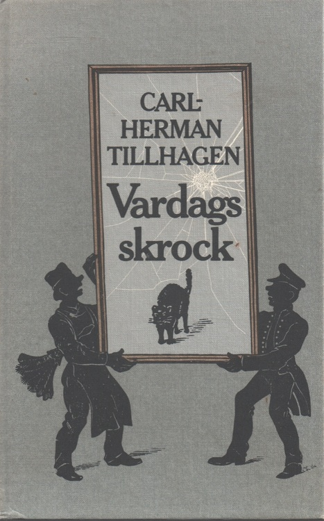 "Tillhagen, Carl-Herman, ""Vardagsskrock"" KARTONNAGE"