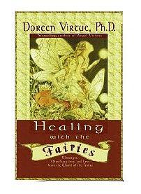 "Virtue, Doreen, ""Healing with the Fairies"" ENDAST 1 EX!"