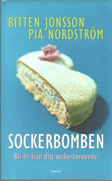 """Jonsson, Bitten, """"Sockerbomben"""" INBUNDEN"""