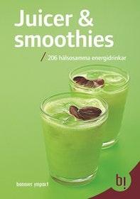 """Salomon, Kerstin (övers.), """"Juicer & smoothies, 206 hälsosamma energidrinkar"""""""