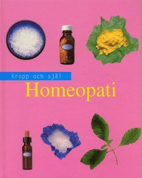 "James, Andrew, ""Homeopati"" KARTONNAGE"