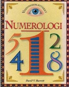 "Barrett, David ""Numerologi"" (Litet format)"