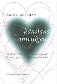 Daniel Goleman, Känslans intelligens INBUNDEN