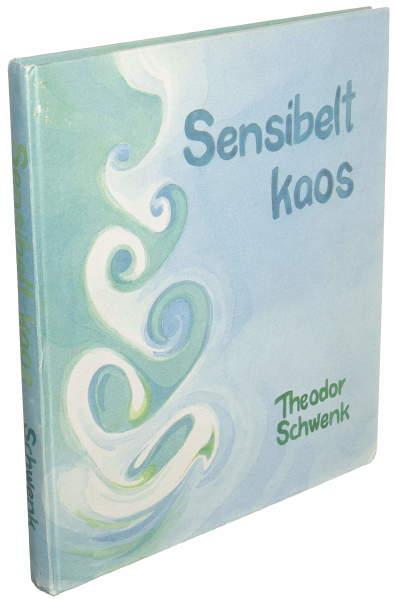 "Schwenk, Theodor ""Sensibelt kaos"" INBUNDEN"