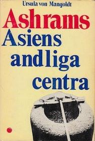 """Mangoldt, Ursula von """"Ashrams asiens andliga centra"""" HÄFTAD"""