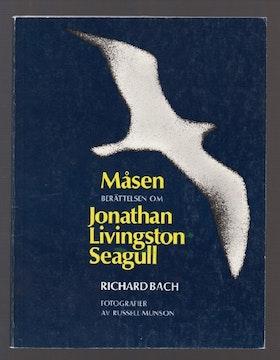 "Bach, Richard ""Måsen - Berättelsen om Jonathan Livingston Seagull"" HÄFTAD"