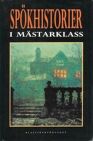 """Swahn, Sven Christer, """"Spökhistorier i mästarklass"""" KARTONNAGE"""