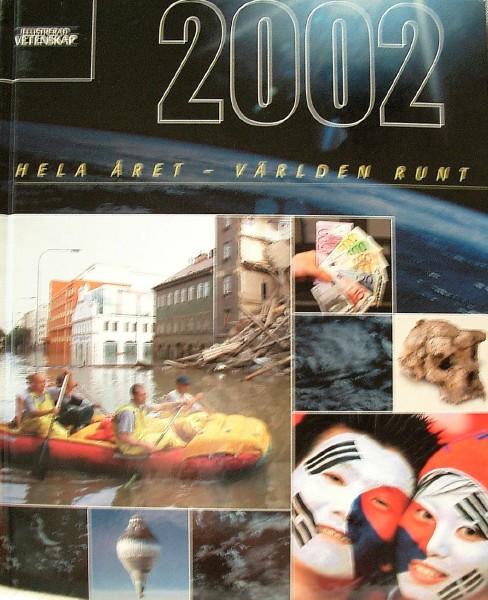 ILLUSTRERAD VETENSKAPS STORA ÅRSBOK 2002