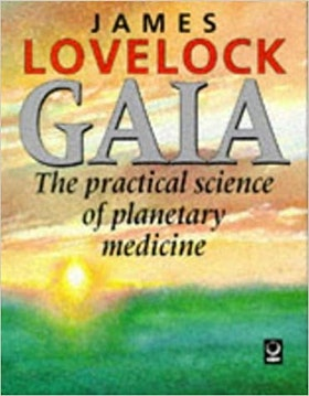 "Lovelock, James ""Gaia: The Practical Science of Planetary Medicine"" INBUNDEN"