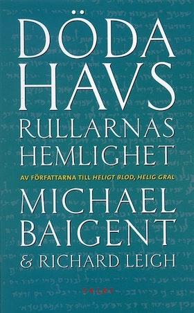 """Baigent Michael, & R. Leigh, """"Dödahavsrullarnas hemlighet"""" ANTIKVARISK POCKET SLUTSÅLD"""