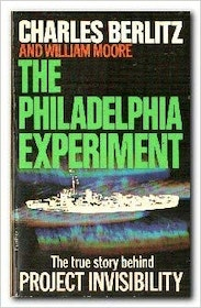 "Berlitz, Charles, ""The Philadelphia Experiment - The True story behind Project Invisibility"" POCKET"