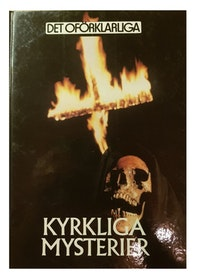 """Det oförklarliga, bokserie, """"Kyrkliga mysterier"""""""