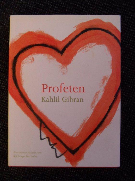 "Gibran, Kahlil ""Profeten"" POCKET"