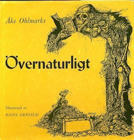 "Ohlmarks, Åke, ""Övernaturligt"" INBUNDEN"
